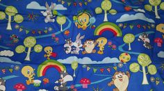 Check out this item in my Etsy shop https://www.etsy.com/listing/260658942/tweety-bird-looney-tunes-fabric
