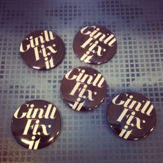 Gin'll Fix it Magnets