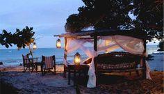 Kenya beach holiday