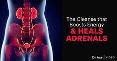 You've probably heard of a liver cleanse and colon cleanse, but have you ever tried a kidney cleanse? You should. Here's why and how to do it.