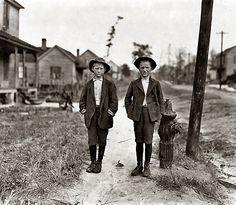 November 1908, North Carolina