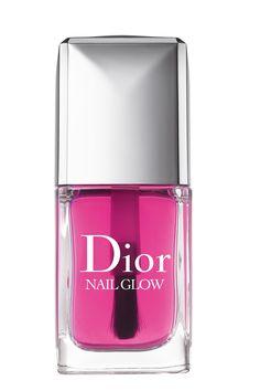 Tendencias de manicura primavera verano 2013: Dior Nail Glow