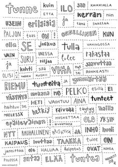 Finnish Language, Behavior Management, Occupational Therapy, Special Needs, Mathematics, Finland, Fun Facts, Psychology, Kindergarten