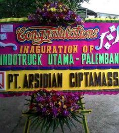 Toko Karangan Bunga di Palembang
