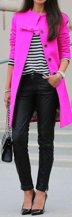 L.O.V.E. the JCrew Bow Coat ♥ Oh MAN!!! I NEED that coat!!!