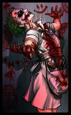 The Joker by Lucifer