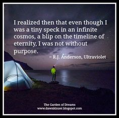The Garden of Dreams: Meme – Inspirational Quote on Not Being Without Purpose