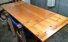 Custom Color for Oak Table