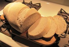 Homemade bread recipes - Sourdough bread