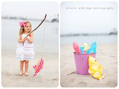 Fishies- cute for a  photo session- or just for fun.