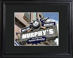 It's time to get one of these  Toronto Maple Leafs NHL Pub Sign Framed Personalized Print http://www.wasandnow.com/shop/toronto-maple-leafs-nhl-pub-sign-framed-personalized-print/ #Arttowngifts, #Framed, #Gifts, #Leafs, #Maple, #NHL, #Personalized, #Print, #Pub, #Sign, #Specialty, #Toronto Perfect Gifts NHL print includes Toronto Maple Leafs logo on a bar sign plus your additional personalization as the bar owner. – Buy your favorite hockey fan this unique personalized