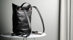 Outsider Backpack . Coal