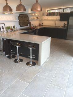antique reclaimed limestone floors | french limestone tiles