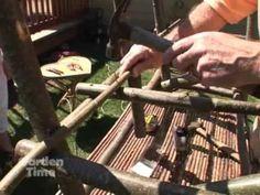 Making Willow Furniture