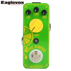 63.61$  Watch now - http://alicdt.worldwells.pw/go.php?t=32753813014 - Mooer The Juicer overdrive Effects Electric Guitar Effect Pedal True bypass