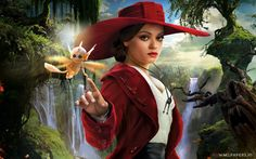Mila Kunis - Oz the Great and Powerful HD Wallpaper - Nexus Wallpaper