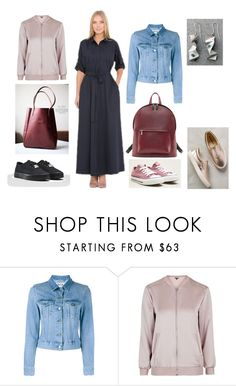 """""""Dark blue maxi dress & kediki"""" by white-witch on Polyvore featuring мода, Acne Studios и Topshop"""