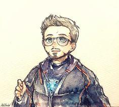 Avengers: Infinity War || Tony Stark (Iron Man)