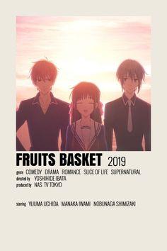 Animes To Watch, Anime Watch, M Anime, Otaku Anime, Poster Anime, Fruits Basket Anime, Fruits Basket Cosplay, Anime Suggestions, Anime Titles