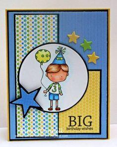 SSSC158 - Birthday Boy by MrsOke