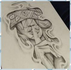 Chicano Tattoos Sleeve, Chicano Style Tattoo, Best Sleeve Tattoos, Tattoo Sleeve Designs, Body Art Tattoos, Chicano Tattoos Gangsters, Mini Tattoos, Leg Tattoos, Tatoos