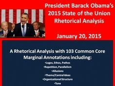 Rhetorical Analysis of Obama's Victory Speech