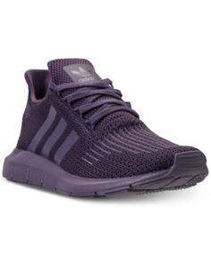 25f49c32d25 adidas Women s Swift Run Casual Sneakers from Finish Line - Purple 7.5  Swift