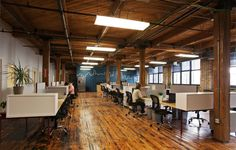Coworking Space - Onward Coworking, Chicago, USA