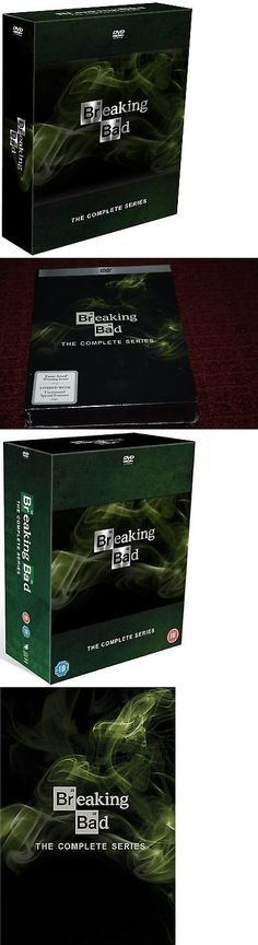 cds dvds vhs: Breaking Bad Complete Series (Seasons 1-6) Dvd Set 21 Discs Brand New Sealed!! BUY IT NOW ONLY: $31.87