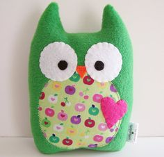 owl - i think i wanna try to make one of these!