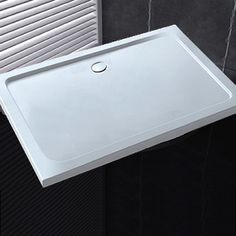 40mm slimline rectangle Shower enclosure Stone Tray