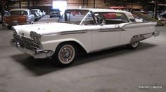 1959+galaxy   1959 FORD GALAXIE 500   Classic cars for sale   Collector Cars for ...
