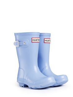 I love having small feet- yes please! Kids Rain Boots | Rubber Boots | Hunter Boots