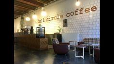 Full circle coffee, veganistische koffiebar, zuidstationstraat, Gent