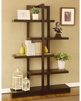 Furniture of America Addison Cappuccino Bookcase Display Stand Living Room Furniture, Home Furniture, Living Room Decor, Furniture Design, Rustic Furniture, Antique Furniture, Furniture Online, Furniture Ideas, Dining Room