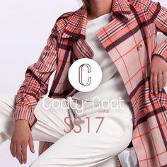 Coaty Coat Spirng/ Summer 2017