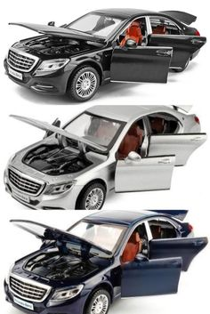 Maybach S600 / Freeshipping €36.95 EUR Features: Diecast Material: Metal Type: Car Age Range: > 3 years old Scale: 1:32 Warning: NONE Model Number: CM121 Ship/Naval Vessel: Other Certification: 3C 3C: Certificate Brand Name: YBC YIBAICHENG Product Name: 1/32 Maybach S600 Diecast Alloy Metal Car Model Color: Silver ,Black,Dark Blue Material: Metal Body + Plastic Chassis + rubber tire Size: About 15 *5.5 *5 cm Production process: Die Casting Model Type: Maybach S600 Senior Business Car Old Scales, Tire Size, Casting Models, Die Casting, All Toys, Maybach, Rubber Tires, Black Dark, Types Of Metal