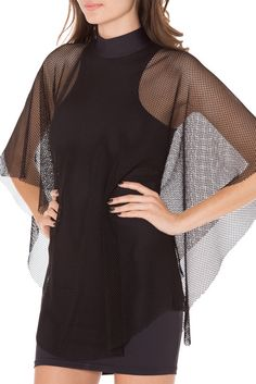 So Over You Net Dress - XS
