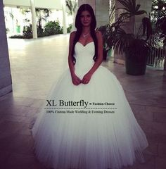 Lace Tulle Wedding Dresses Ball Gown Sweetheart Appliques Sash Beads Glitter Removable Straps Bridal Gowns - Google Search