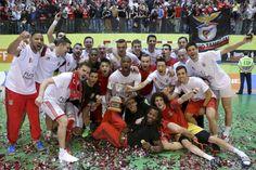 Benfica fez a festa em Odivelas