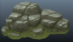 Rawk - Post any rocks you make here! - Page 5 - Polycount Forum: