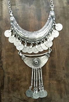 New collection of Tribal jewelry now available at Scarlet's Lounge! www.scarletslounge.com