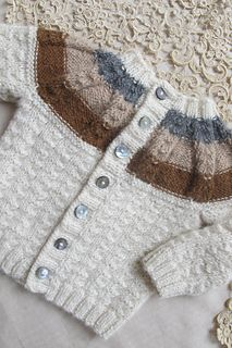 Adorable Knit Sweater Pattern