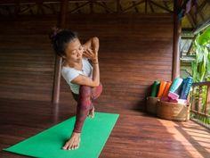 UBUD YIN YOGA CLASS  ZEN OUT WITH DOWNWARD DOG AND CHILD POSE Taksu yoga Ubud IMAGE: CERTIFIED INSTRUCTOR, TAKSU YOGA UBUD. Taksu Yoga Jl. Goutama Selatan, Ubud, Bali (+62) 0361 971 490 www.taksuyoga.com/schedule/