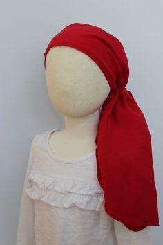 Ava Joy Childrens Pre-Tied Head Scarf by InspirationalHeadCov