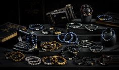 All our bracelets for Black Friday. Visit www.aurumbrothers.com to see the specials.