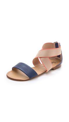 Splendid Congo Flat Sandals. #splendid