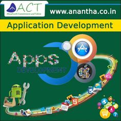 """Mobile App Development is one of the """"in trend"""" service of Anantha CyberTech. Check Details: http://www.anantha.co.in/mobile-development-services"""