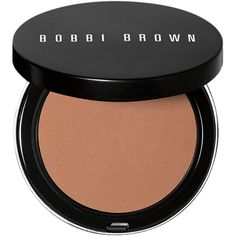 Bobbi Brown Bronzing Powder - Elvis Duran found on Polyvore