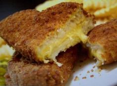 CHEESE FRENCHIES..... Famous 1960 Recipe